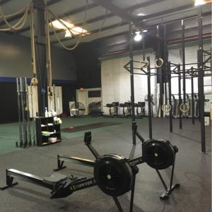 CrossFit FYR Facilities 2