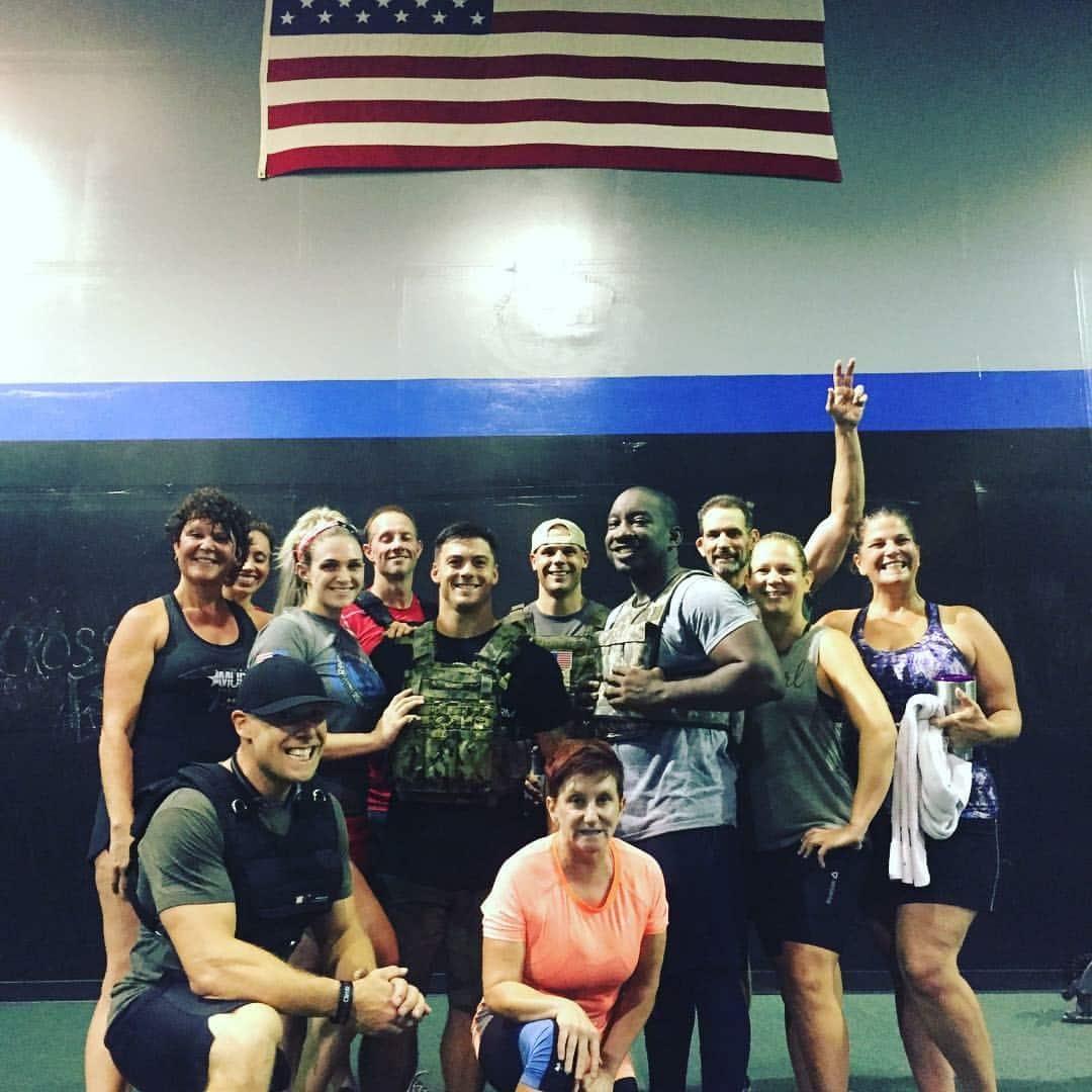 CrossFIt FYR Family