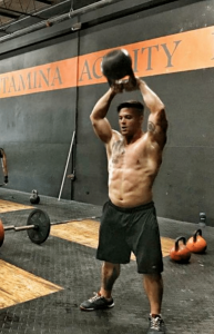 CrossFIt FYR - Scott Tetlow Kettle Bell Swings