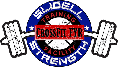 CrossFit FYR - Logo transparent