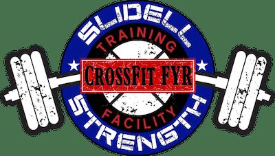 CrossFit FYR Logo