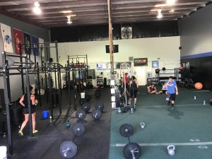 CrossFit FYR WOD Picture