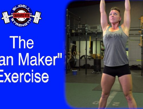 How To Do Man Makers with Dumbbells