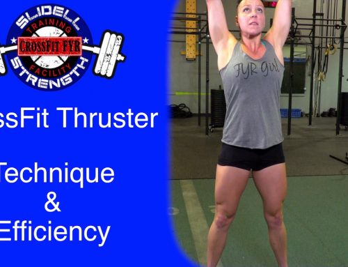 CrossFit Thruster Tutorial