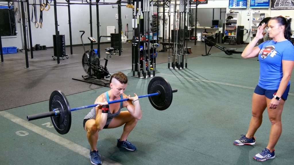 CrossFit Thruster Tutorial-5