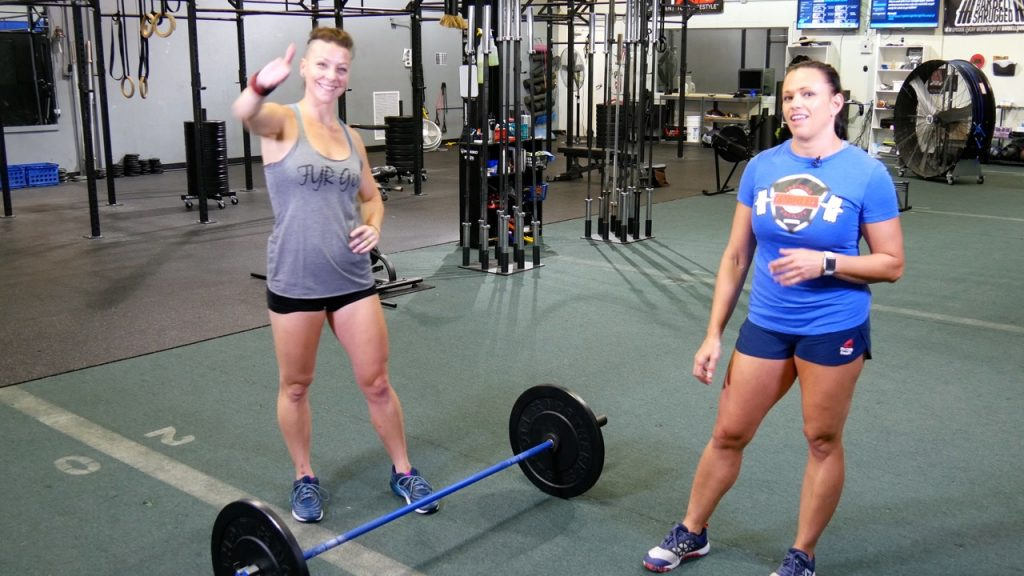 CrossFit Thruster Tutorial-8